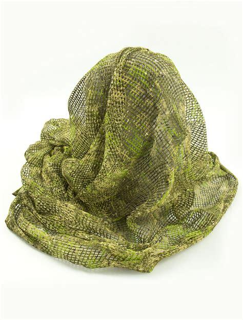 2x1 Scarf frogman camo scrim net scarf quot fv quot jbp jaba polyova