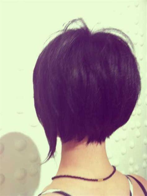 my hair on pinterest short hair short haircuts and i really like this kinda bob cuts short with long parts