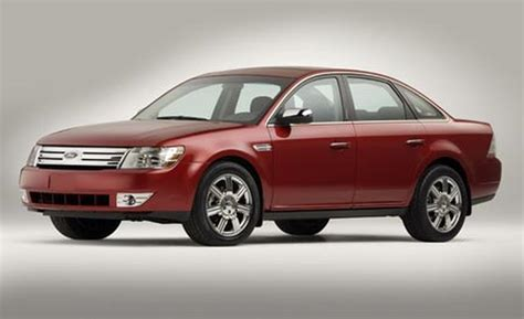 how does cars work 2008 ford taurus x auto manual car and driver