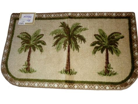 palm tree bathroom rugs palm tree outdoor rug shop palm tree rectangular green