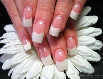 imagenes de uñas blancas de acrilico los cursos de u 241 as acrilicas que no te puedes perder