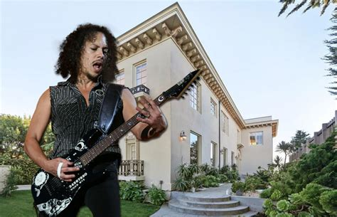 kirk hammett house metallica s kirk hammett is selling his mansion for 13