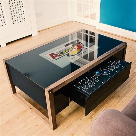 Arcane Arcade Table   Firebox.com   Shop for the Unusual