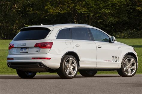 Audi Q7 Motor by 2014 Audi Q7 Reviews And Rating Motor Trend
