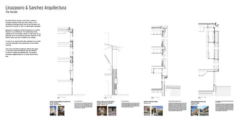 Architectural Glass To Resist Seismic And Climatic Events linazasoro arquitectura the facade
