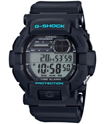 Casio G Shock Digital Gd 350 gd350 1c g shock casio usa