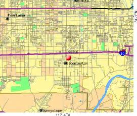 bloomington california map bloomington ca pictures posters news and on