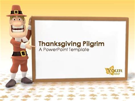 Thanksgiving Pilgrim A Powerpoint Template From Presentermedia Com Thanksgiving Powerpoint Templates Microsoft