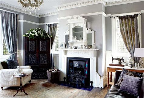 Period Home Decorating Ideas by Restoring A 1900s House Period Living