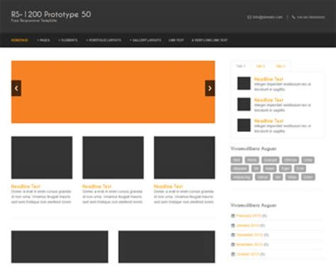 os templates rs 1200 ptt 50 website template free website templates