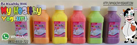 Yoghurt My Healthy Isi 30 Mini Stick my healthy yoghurt pt mutiara mandiri jaya produsen