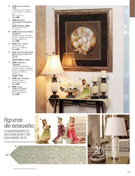 home interiors company catalog home interiors enero 2013 por artvel org