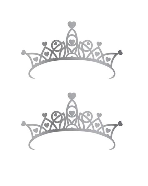 Paper Crown Template For by 45 Free Paper Crown Templates Template Lab