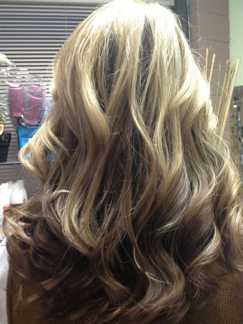thick naturally curly air salon in san diego with our brazilian blowout keratin treatments have curls