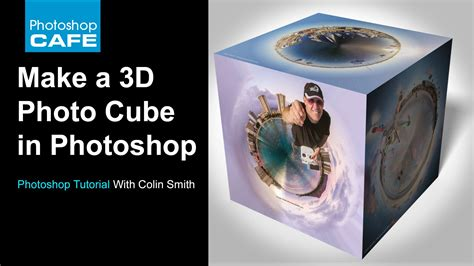 how to make a pattern in photoshop youtube how to make a 3d photo cube in photoshop tutorial youtube