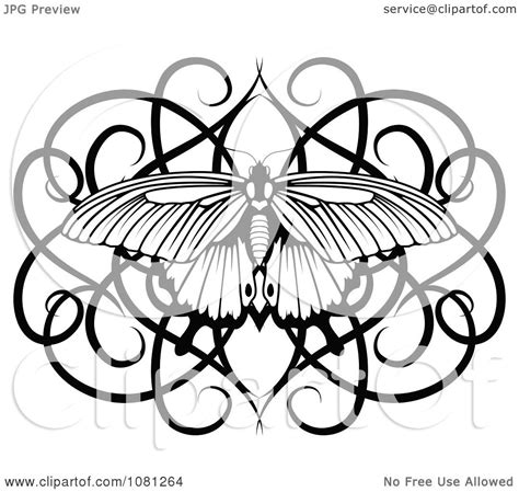 butterfly tattoo designs black and white clipart black and white swirl butterfly design