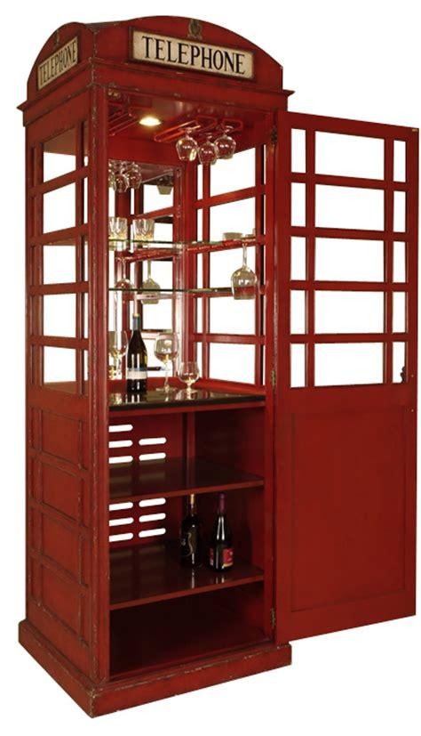 Telephone Cupboard Telephone Booth Bar Cabinet