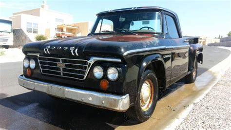 1965 dodge truck css equipped 1965 dodge d100