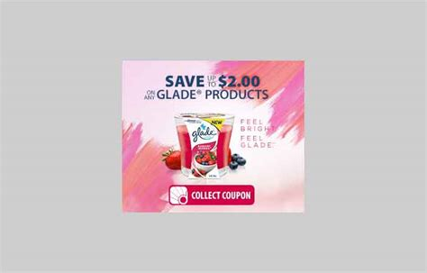 Glade Sweepstakes - glade radiant berry sweepstakes coupon us only
