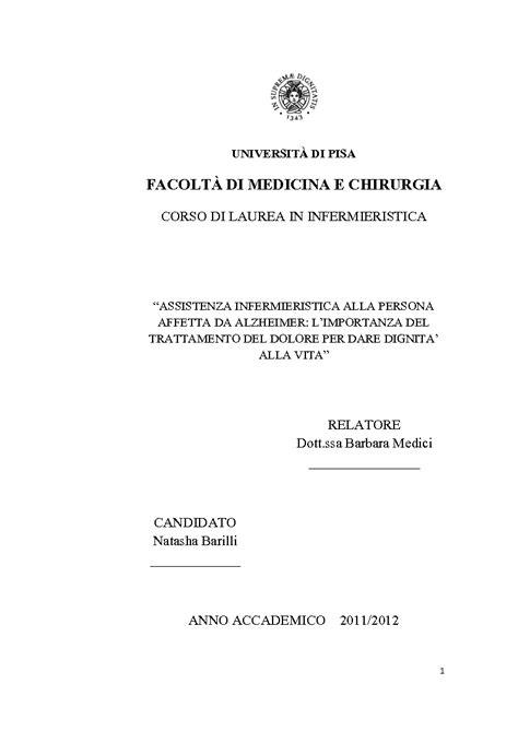 universit 192 di torino tesi di laurea infermieristica anteprima tesi laurea