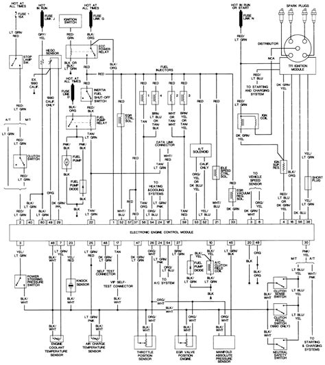 1985 ford crown wiring diagram 1985 free engine