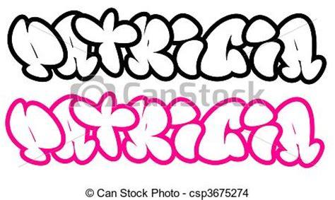 imagenes que digan paty dibujos de divertido fuente grafiti patricia el