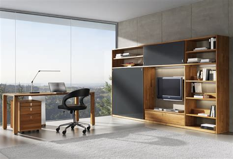 modern home office furniture wooden desks and secreters for home office from team 7