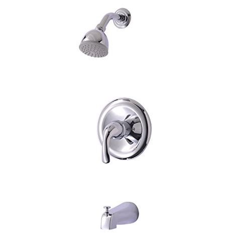 Tub Shower Faucet Combo by Enzo Rodi Erf8259294cp B 10 Single Handle Tub Shower