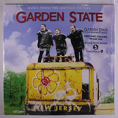 Garden State Rock Popsike Soundtrack Garden State Lp 2 Lps 180 Gram Reissue Rock Pop Auction Details