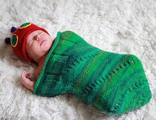 knitting pattern very hungry caterpillar ravelry knitted hungry caterpillar sleep sack pattern by