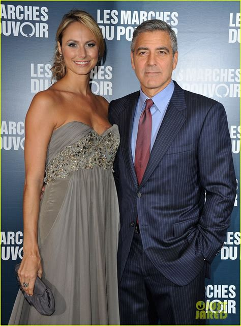 stacy keibler i george clooney george clooney stacy keibler