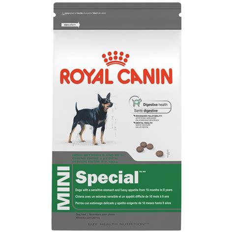 royal camini royal canin size health nutrition mini special