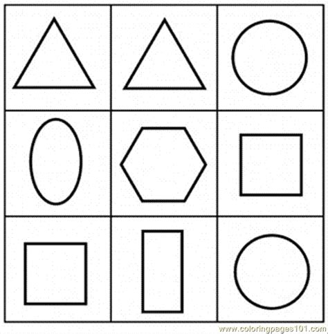 geometric shapes coloring pages online coloring pages different shapes education gt geometry