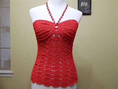 blusa crochet zigzag paso paso como tejer blusa coral a crochet paso a paso con video