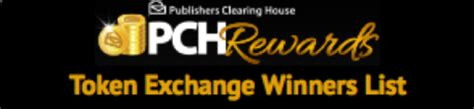 Pch Blog Oct 2015 - get excited it s time to announce our october token exchange winners pch blog