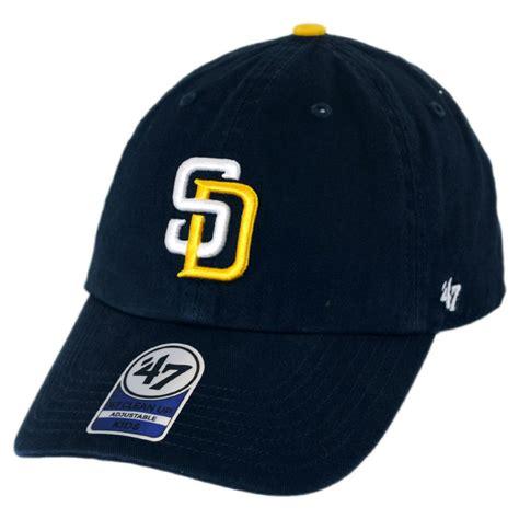 47 brand san diego padres mlb kid s clean up baseball cap