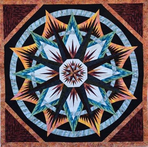 tom hughes compass 17 best images about mariners compass quilts on pinterest