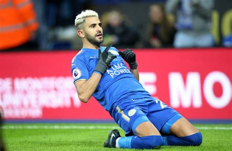 Kartu Bola Leicester City Chion Of 2015 16 Student Edition puel mahrez lebih komplet dibanding musim 2015 16