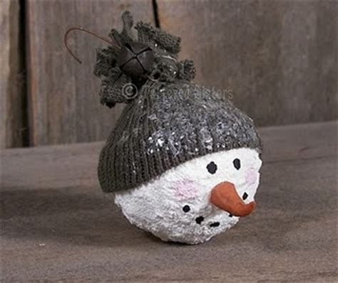 sock hat for snowman and easy snowball ornie baby sock for hat