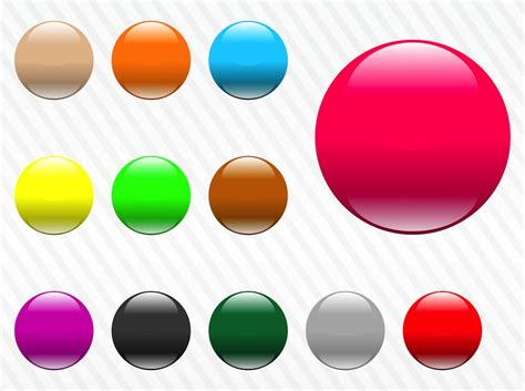 Design Icon Button Free | 17 free glossy button templates png images glossy icons