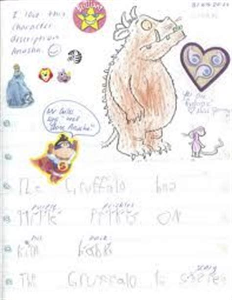 gruffalo writing paper 17 best images about australian curriculum on
