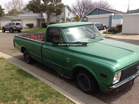 1968 chevrolet truck 1968 chevy truck
