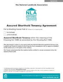 Assured Shorthold Tenancy Agreement Template Free Download Shorthold Tenancy Agreement Template Assured Shorthold