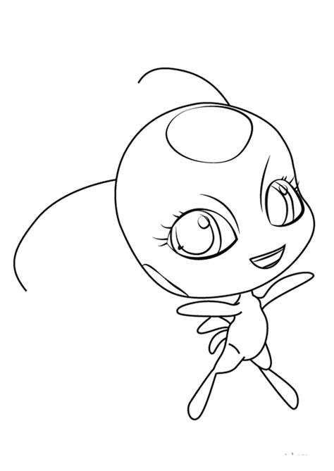 Ladybug And Cat Noir Coloring Pages To Download And Print