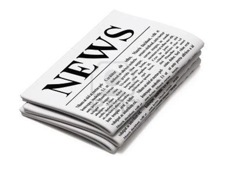 A News Paper - newspaper the institute