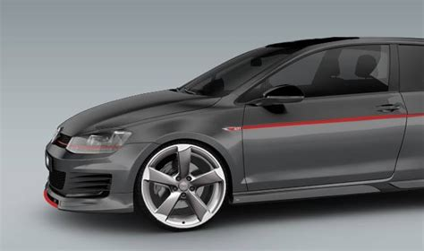 Volkswagen Golf Aftermarket by Volkswagen Golf Gti Custom Wheels Audi Rs4 Rotors 19x8 5