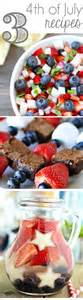 4th of july recipes thoughtfully simple