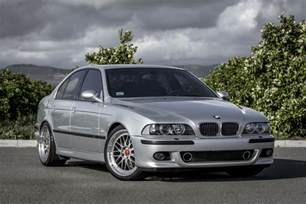 E39 Bmw The Bmw E39 M5 Is An Epitome Of Clean And