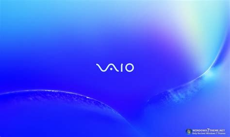 vaio themes for windows 7 free download sony vaio windows 7 theme 1 download