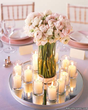 Centerpieces Candles Wedding Reception Flowers Wedding Candle And Flower Centerpieces